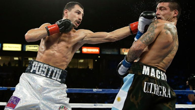 Viktor Postol knocks the fight out of Lucas Matthysse and wins title
