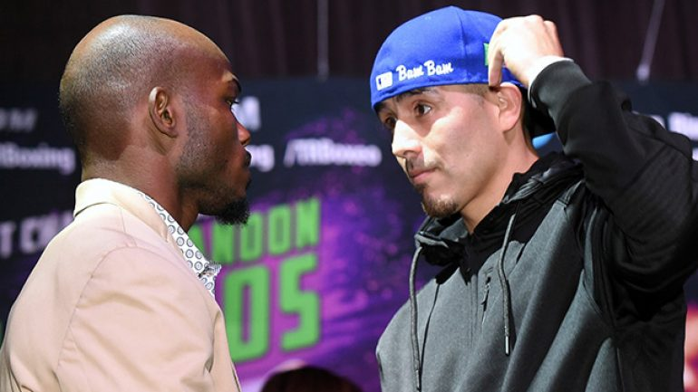 Tim Bradley vs. Brandon Rios is all about change