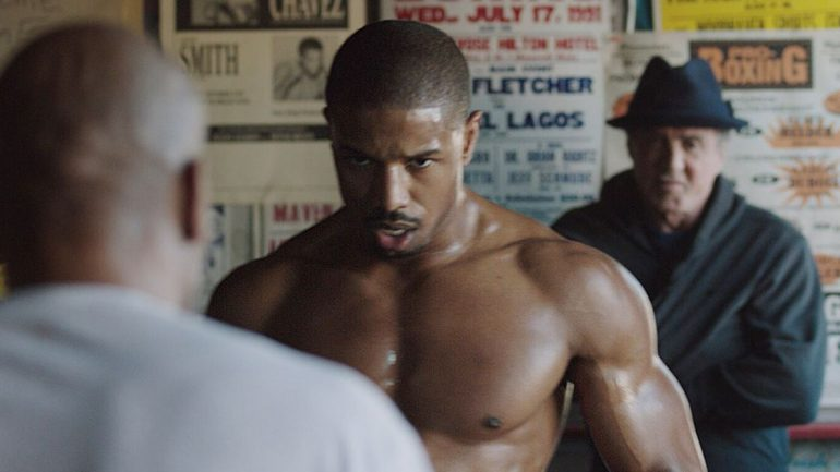 The next-gen Rocky, 'Creed,' comes to the big screen