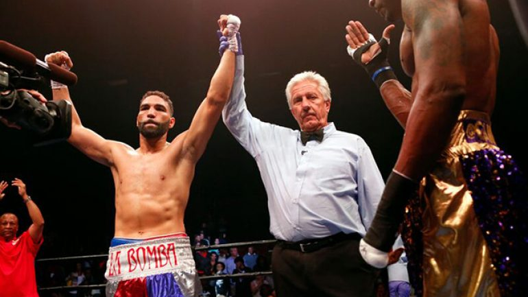 Press release: Edwin Rodriguez stops Michael Seals in wild shootout