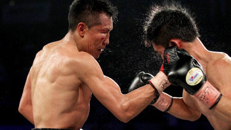Francisco Vargas' comeback KO has 'of the Year' written all over it