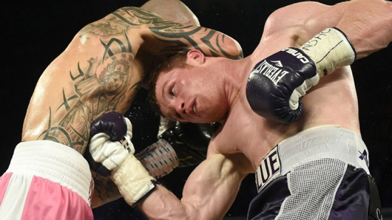 Photo gallery: Miguel Cotto vs. Canelo Alvarez