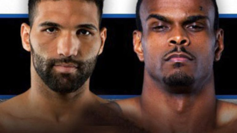 Rodriguez-Seals weigh-in results and bout sheet