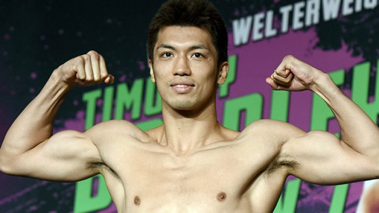 Ryota Murata looks for big opportunities at middleweight