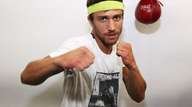 Photo gallery: Vasyl Lomachenko workout