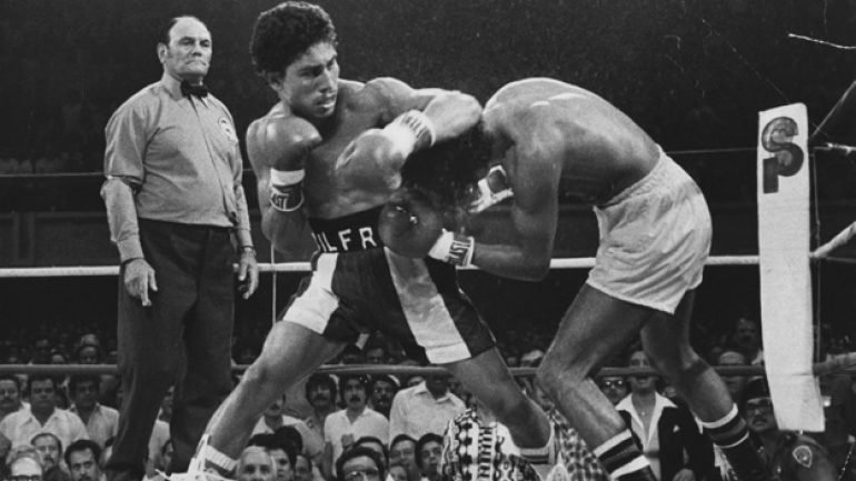 Carlos Zarate looks back at Mexican-Puerto Rican rivalry