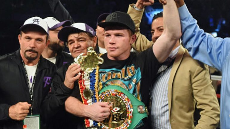 Canelo Alvarez's victory wasn't spectacular but it was important: Weekend Review