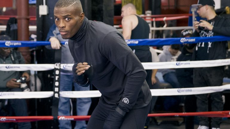 Quillin trainer Eric Brown says no to scale fail