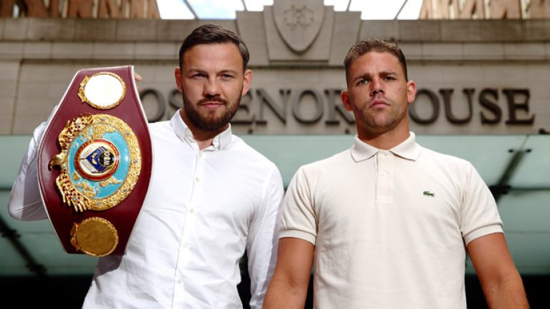 Fight Picks: Andy Lee vs. Billy Joe Saunders