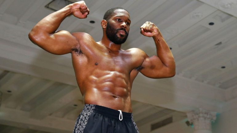 Wiser Bryant Jennings says he'll be too much for Ortiz