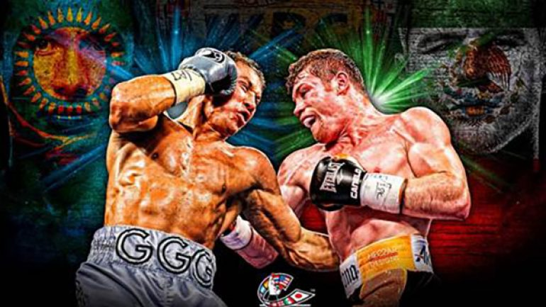 Why it's OK to marinate the Canelo-Golovkin date