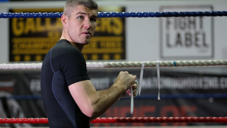 Liam Smith to defend WBO 154-pound title against Predrag Radosevic