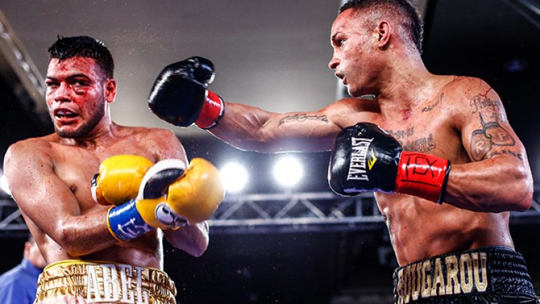 New Faces: Regis Prograis