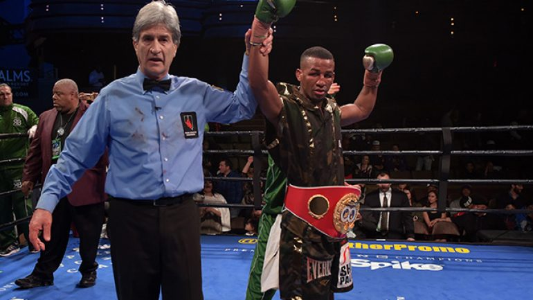 Rances Barthelemy outslugs Denis Shafikov, wins IBF lightweight title