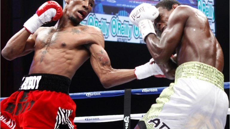Robert Easter Jr. hopes to dance his way to center stage