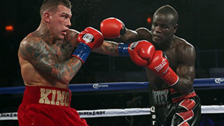 Gabriel Rosado returns on June 4