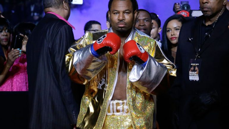 Shane Mosley to face David Avanesyan on May 28