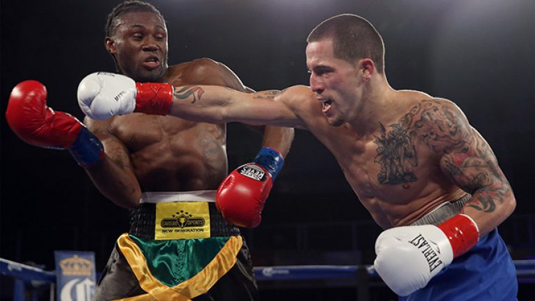 Undercard report: Walters-Sosa ends in shocking draw