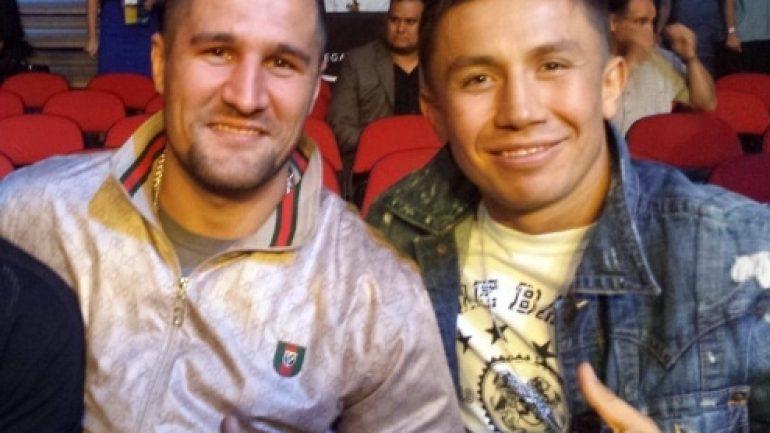 Kathy Duva says Sergey Kovalev is better than Gennady Golovkin