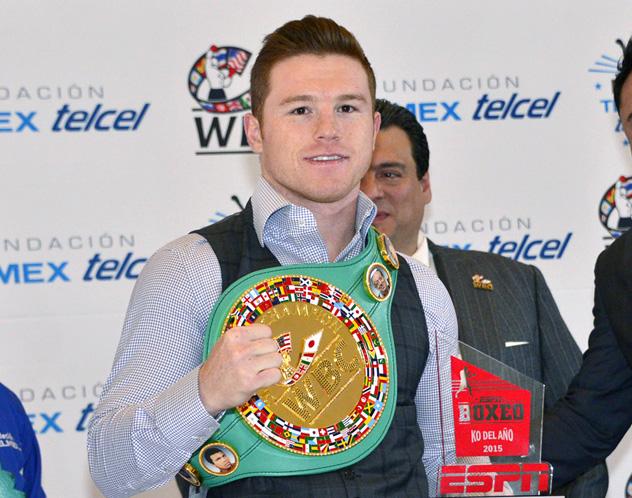 Nhà vô địch nhượng quyền, trò đùa mới của WBC