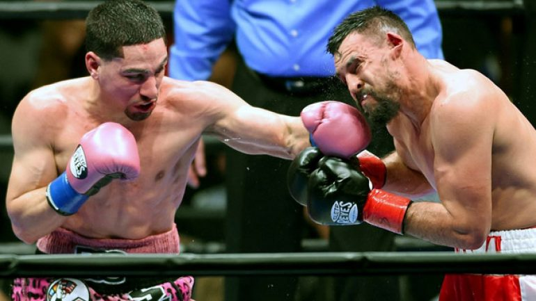 Photo gallery: Danny Garcia vs. Robert Guerrero