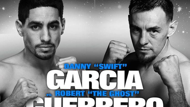 Where's the Puerto Rico vs. Mexico heat in Garcia-Guerrero matchup?