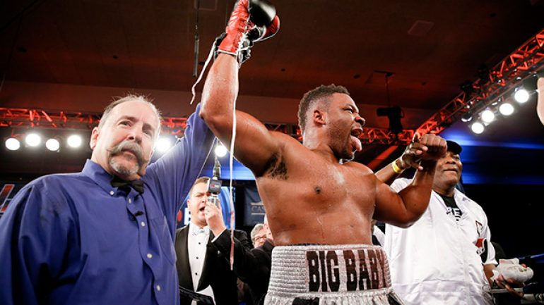 Jarrell Miller: Putting the 'KO' in 'kosher'