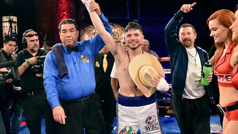 Ramirez outpoints Martin, Lopez stops Valcarcel