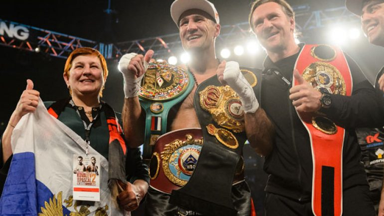 Sergey Kovalev destroys Jean Pascal, admits he wanted to punish him