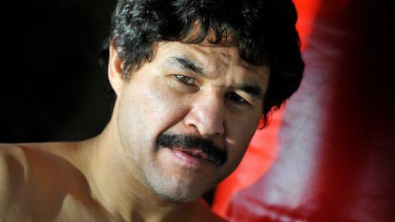 Luis Ramon 'Yori Boy' Campas reminisces about his 29-year career