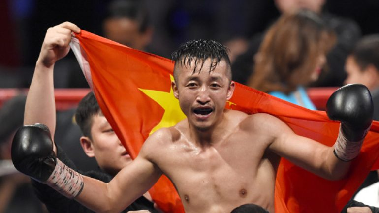 Zou Shiming returns with TKO win, Murata remains undefeated