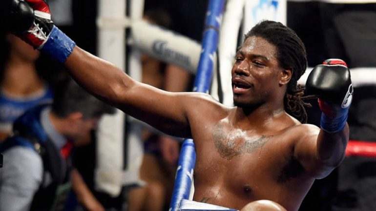 Charles Martin is in ongoing talks for title fight with Anthony Joshua