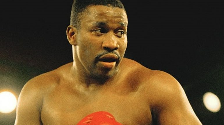 Best I Faced: Tim Witherspoon