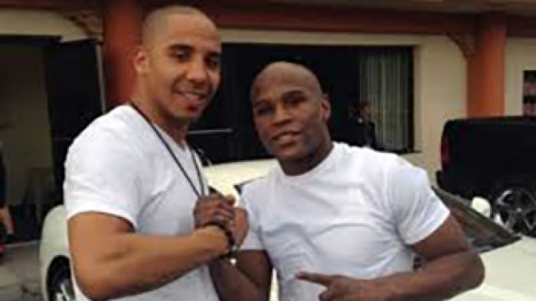 Andre Ward compares himself to Floyd Mayweather in talk of ring-rust