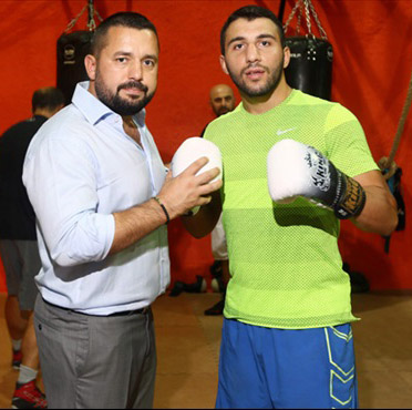 Avni Yildirim and Ahmet Oner