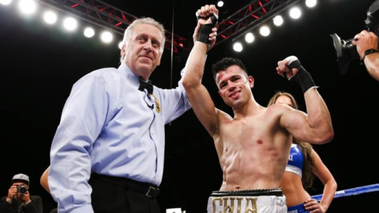 Francisco Santana versus Jose Benavidez on July 23