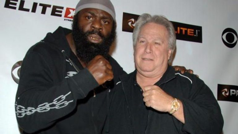 Gary Shaw remembers Kimbo Slice