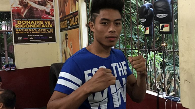 The search for new boxing stars in 'GenSan'