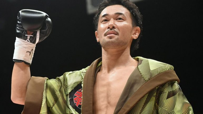 Shinsuke Yamanaka readies for 10th defense of title