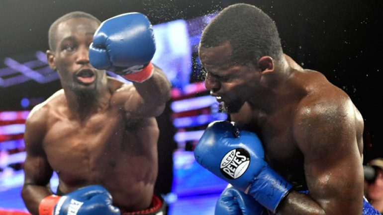 Photo gallery: Terence Crawford vs. Hank Lundy