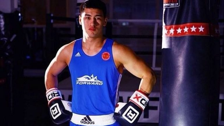New Faces: Dmitry Bivol
