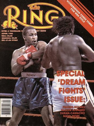 Tim Witherspoon-Tony Tubbs 1986