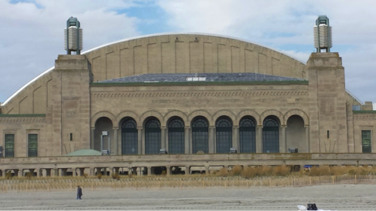 The Travelin' Man goes to Boardwalk Hall: Part one