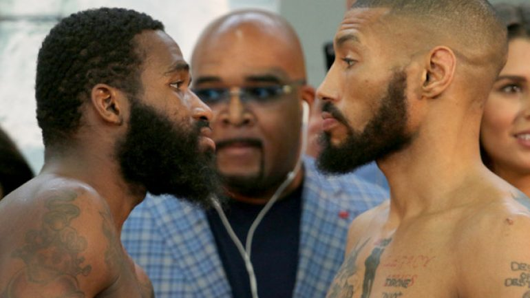 Ashley Theophane returns Friday after Broner loss