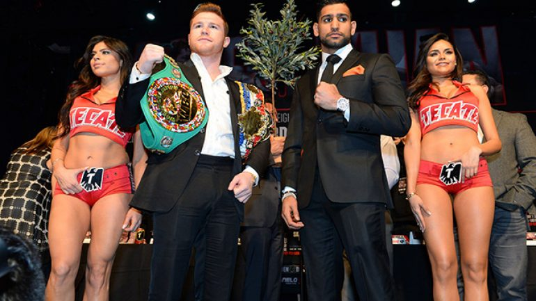 Jim Lampley assesses importance of Canelo-Khan