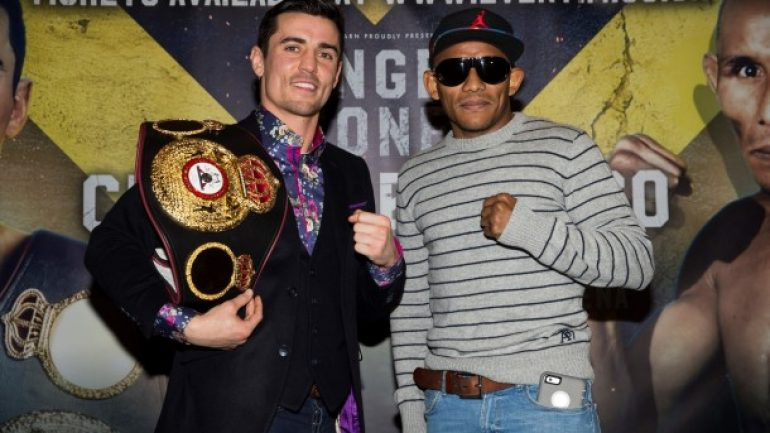 Crolla: 'Barroso is the most dangerous lightweight on the planet'