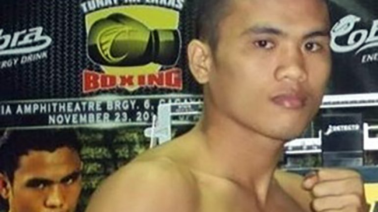 Jimmy Paypa drops Bernabe Concepcion, scores upset in Manila