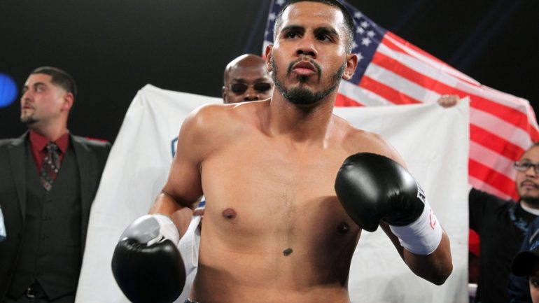 Juan Diaz to face Cesar Vazquez on Aug. 6
