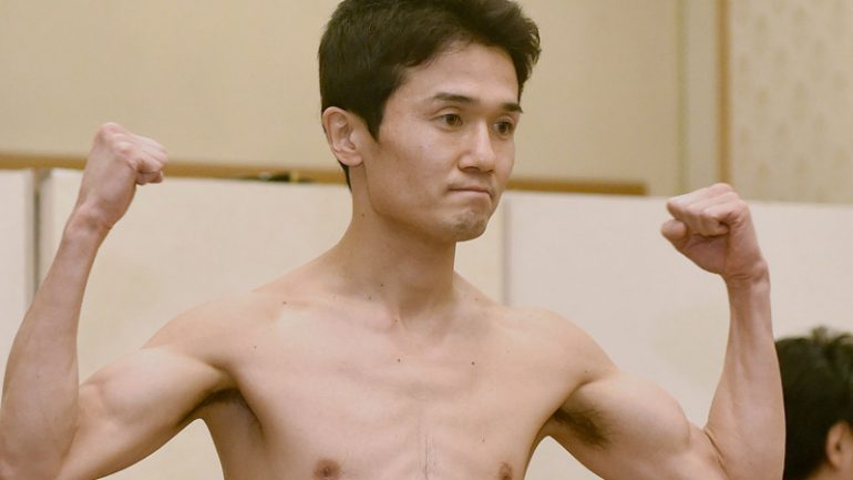 Yu Kimura: 'I am not letting go of the WBC junior flyweight belt!'