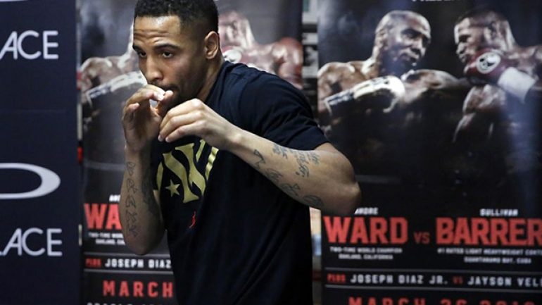 Andre Ward defends Sergey Kovalev off poor reviews of Chilemba fight